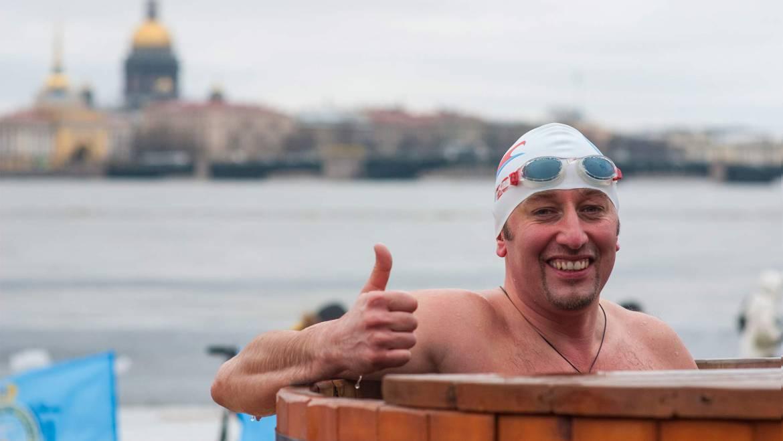 Новый пловец