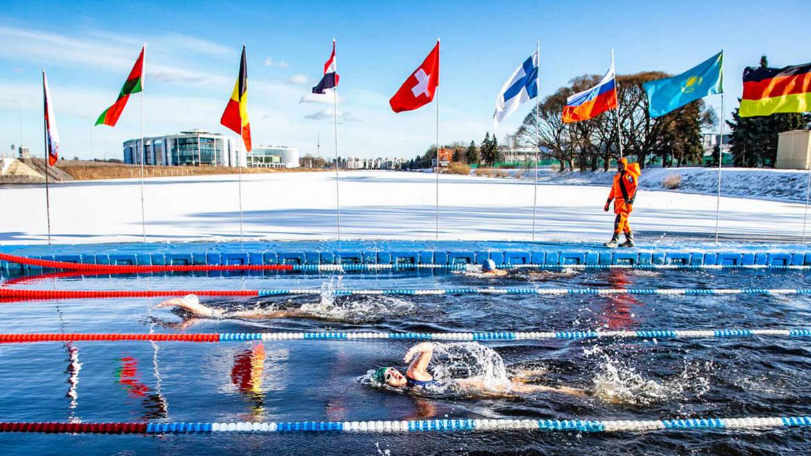 New Scoring System For Winter Swimming